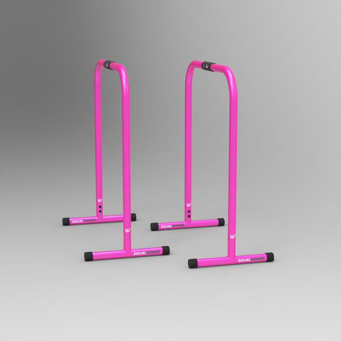 purple parallel bars from WeRSports