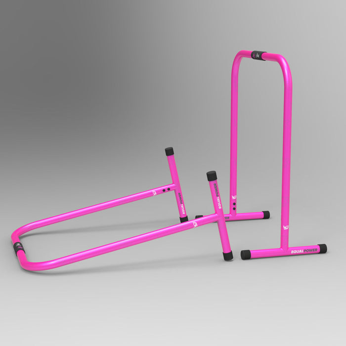 purple parallel bars items