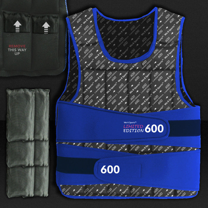 XTRVest weighted vest for crossfit training