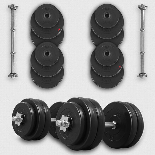 VinulXBell dumbbell set for weight training