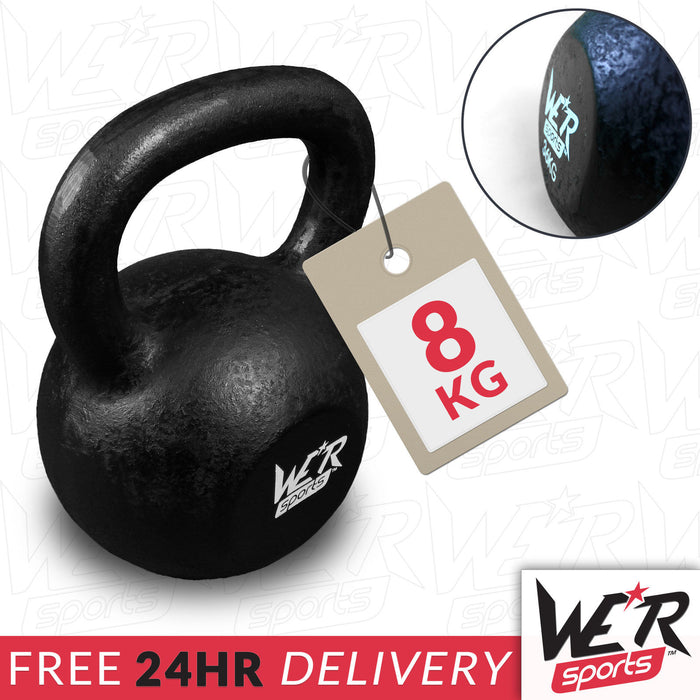 24 hr delivery 8 kg kettlebell by WeRSports