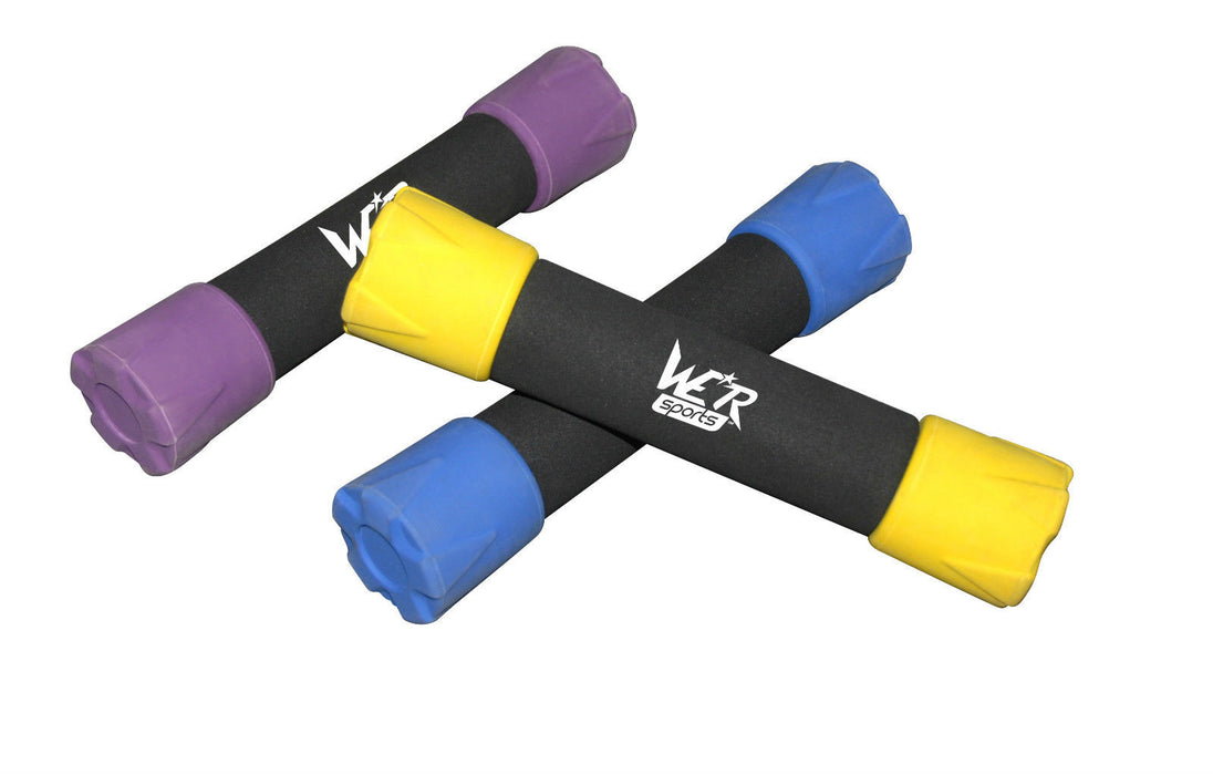 AeroFlex2 Foam Dumbbell Set from WeRSports