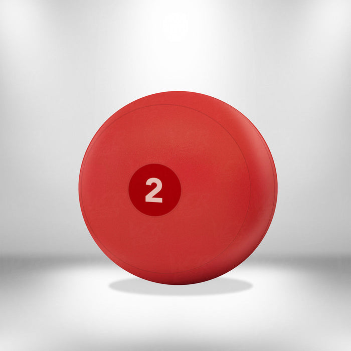 2kg red slam ball W8Ball