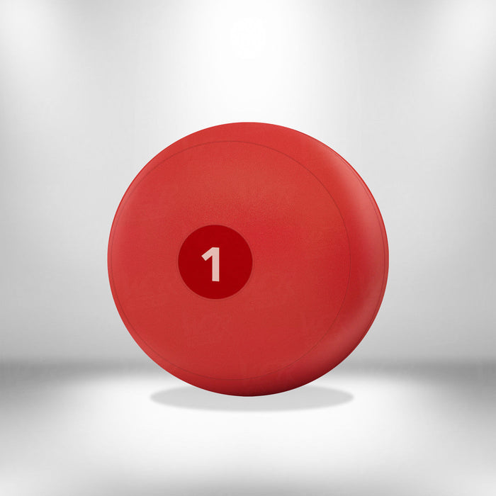 1kg red slam ball W8Ball
