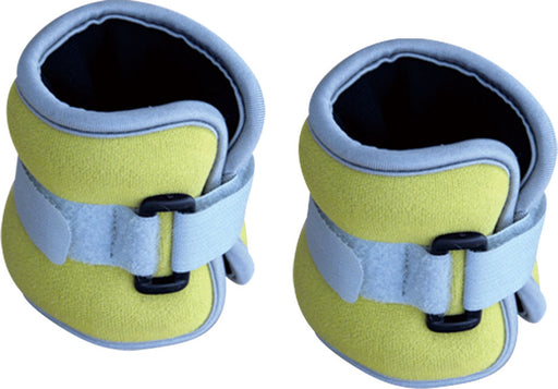 RunFlex Soft Yellow Ankle Wrist Weights from WeRSports