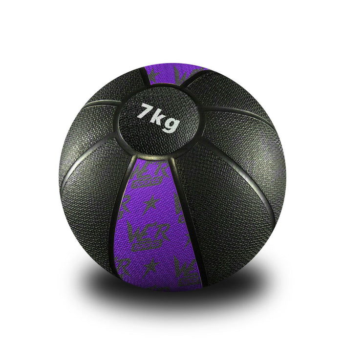 violet W8Ball Crossfit Medicine Ball from WeRSports
