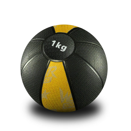 Yellow W8Ball Crossfit Medicine Ball from WeRSports