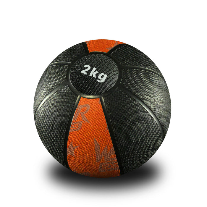 orange W8Ball Crossfit Medicine Ball from WeRSports