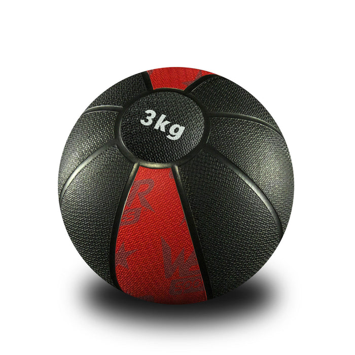 red W8Ball Crossfit Medicine Ball from WeRSports