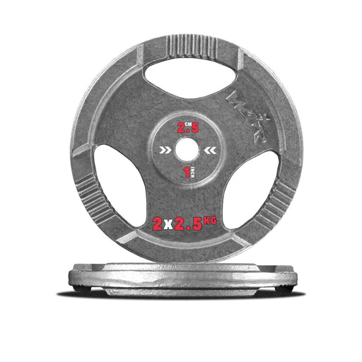 2x2 2.5kg weight plate from WeRSports