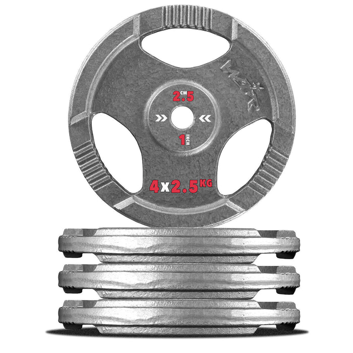TriFlex Cast iron weight plate from WeRSports