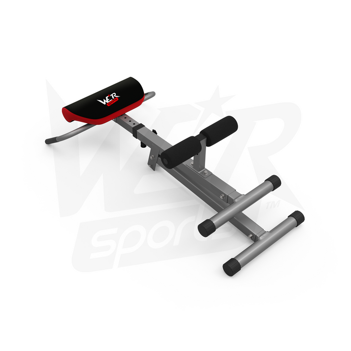 WeRSports extension bench for training strength