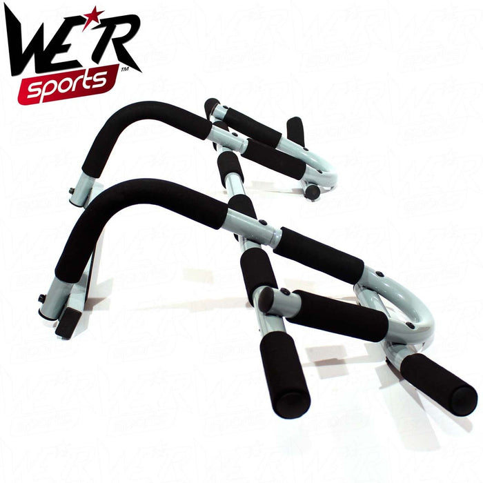 Weight training door bar from WeRSports