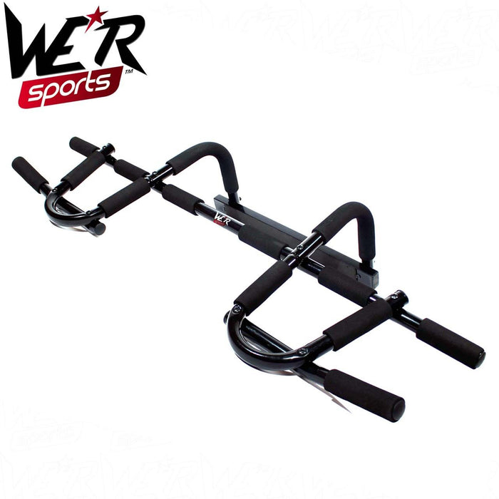 weight training door bar
