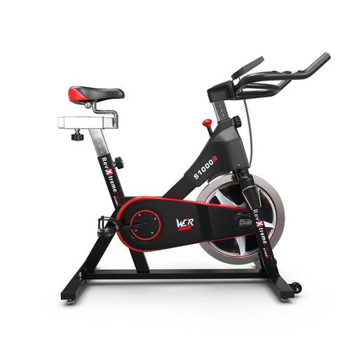 revxtreme s1000r 01 exercise spin bike fitness cardio indoor aerobic machine