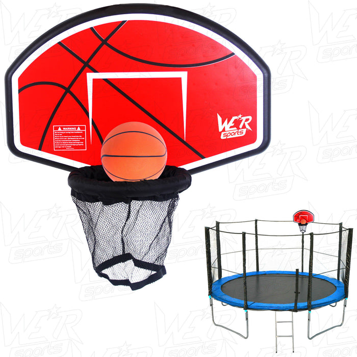 Trampoline Basketball Hoop parts and accessories