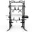 The MaxiLift XFPowerCage Commercial Smith Machine Cage Rack