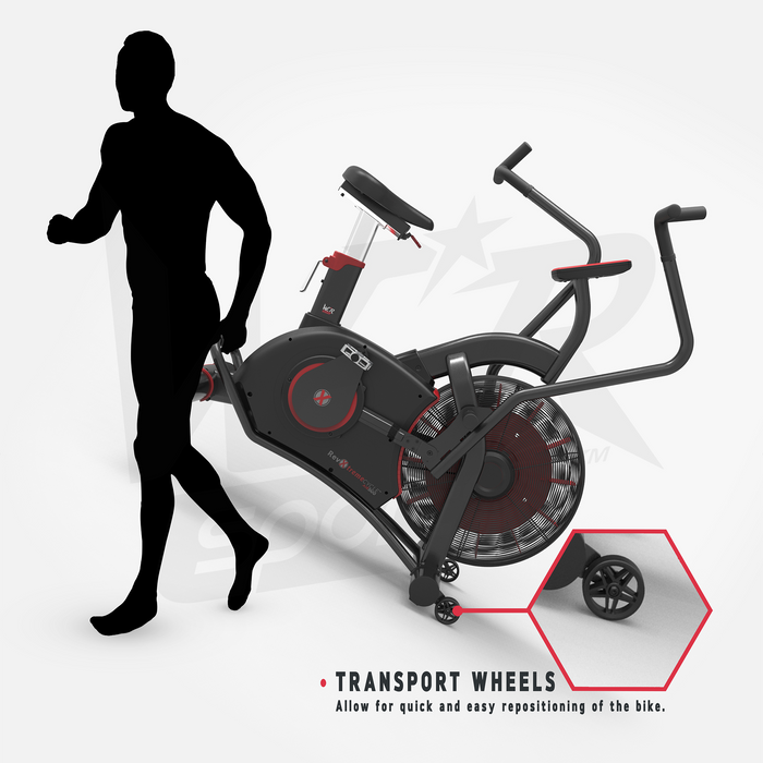mobile exercise bike