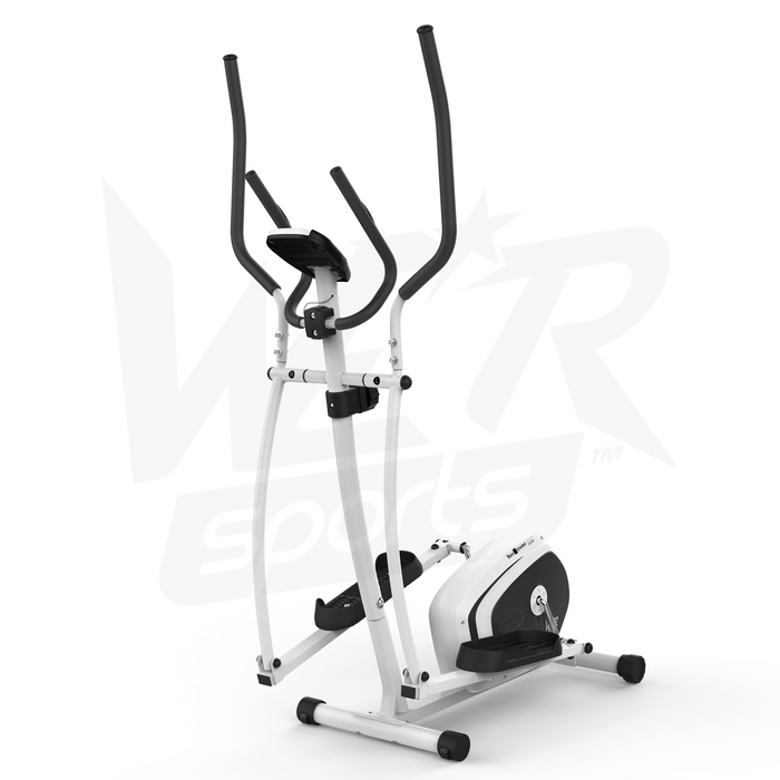 black elliptical cross trainer from We R Sports