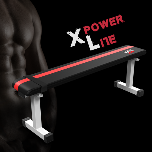 FlatPress flat weight bench from WeRSports