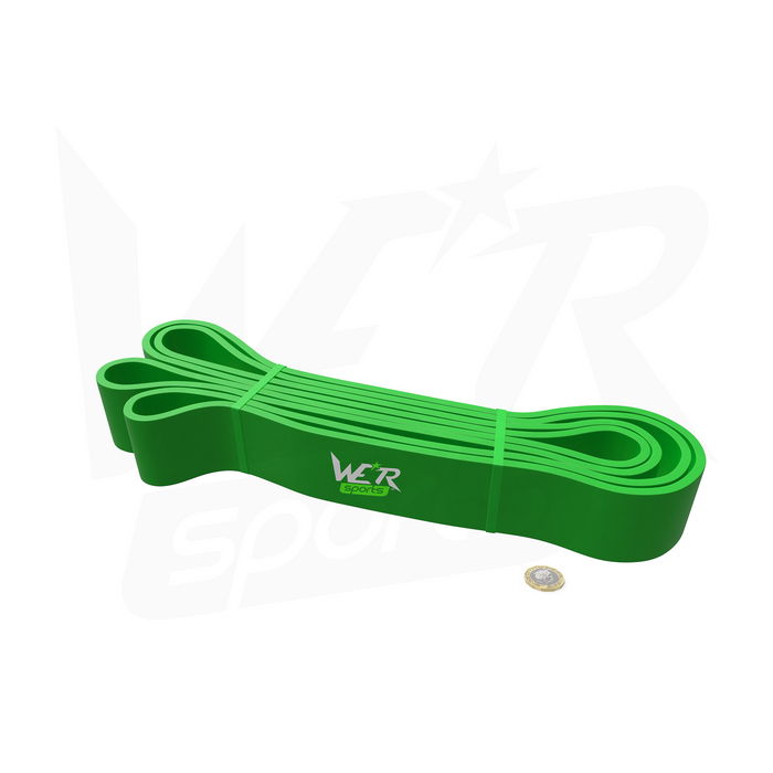 green resistance bands