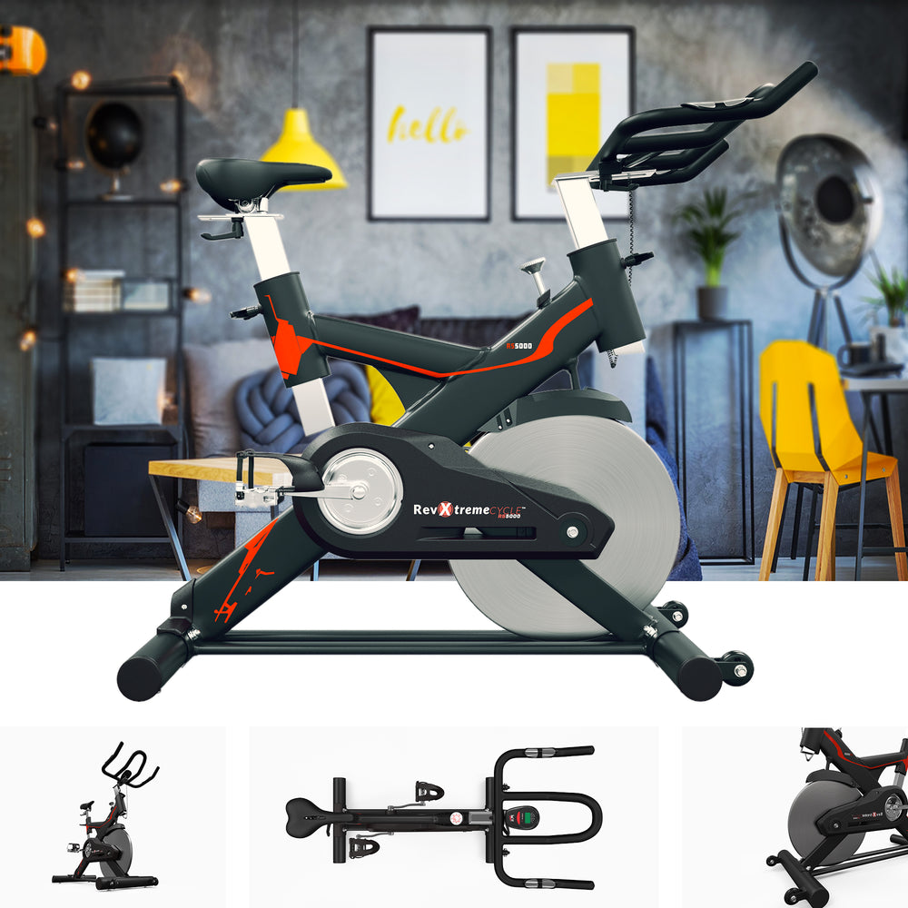 RevXtreme RS5000 Indoor Studio Spin Bike right view