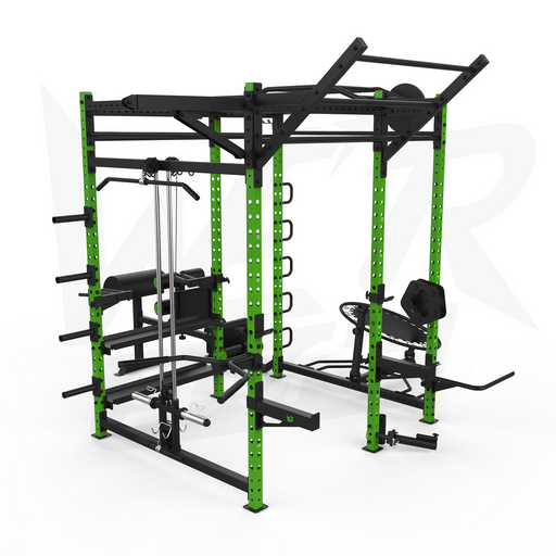 Big Power Cage Rack multi gym from WeRsports