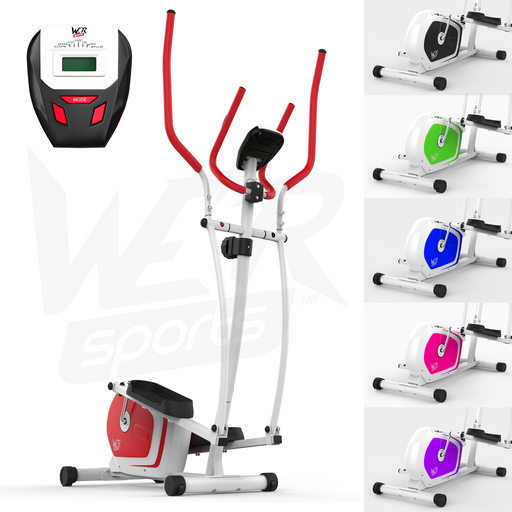 RevXtreme Vibe Magnetic Elliptical Cross Trainer from We R Sports for cross training