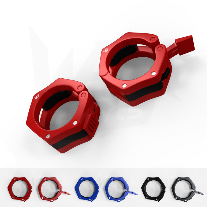 FlexBar Olympic Jaw Bar Clips Collars Set from WeRSports
