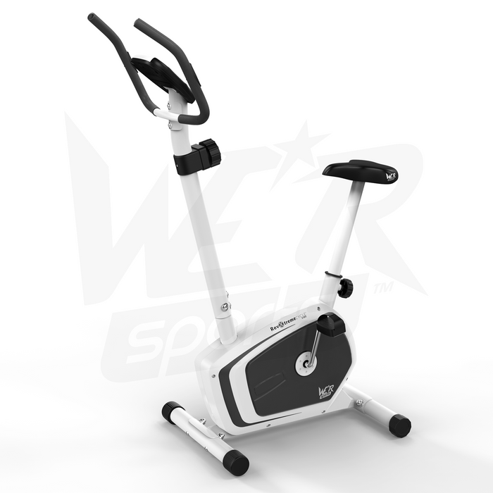 black exercise bike from WeRSports
