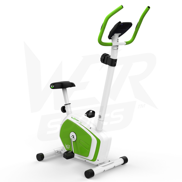 green exercise bike from WeRSports