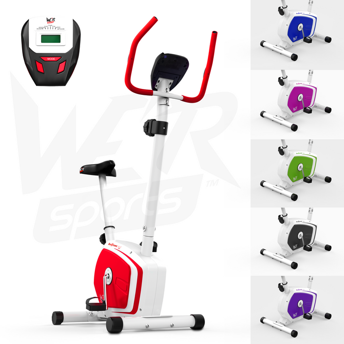 RevXtreme Vibe Magnetic Exercise Bike Indoor Cycle from WeRSports