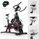 RevXtreme S1000 Indoor Cycle Studio Exercise Bike BLACK-RED