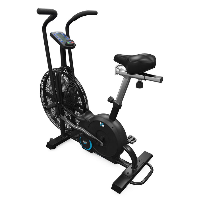 AirUno Air Assault Exercise Bike Cardio Machine Fitness Cycle HeavyDuty MMA Bike