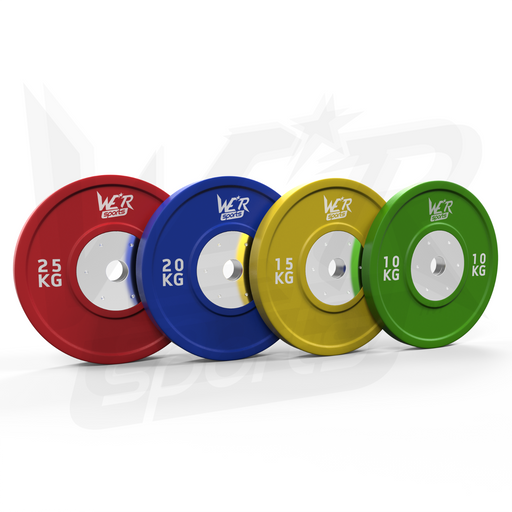 Olympic Bumper Plates Pair