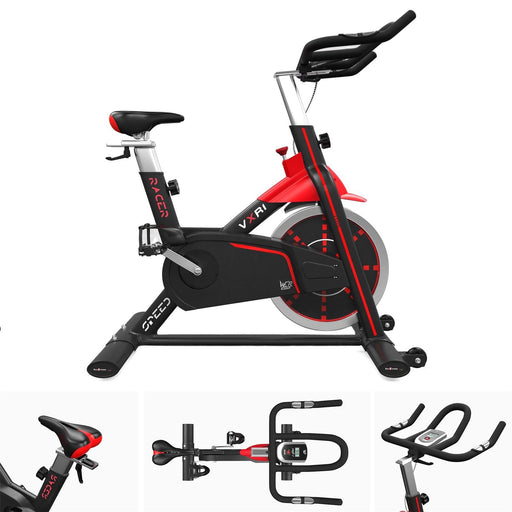 RevXtreme VXR1 Indoor Spin Bike Cardio Aerobic Machine
