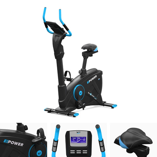 E-Power Cardio Exercise Bike