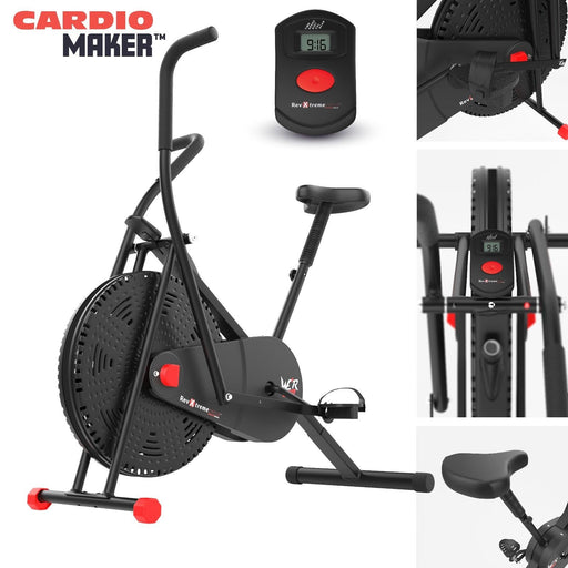 Air Assault Fitness Cardio Exercise Bike