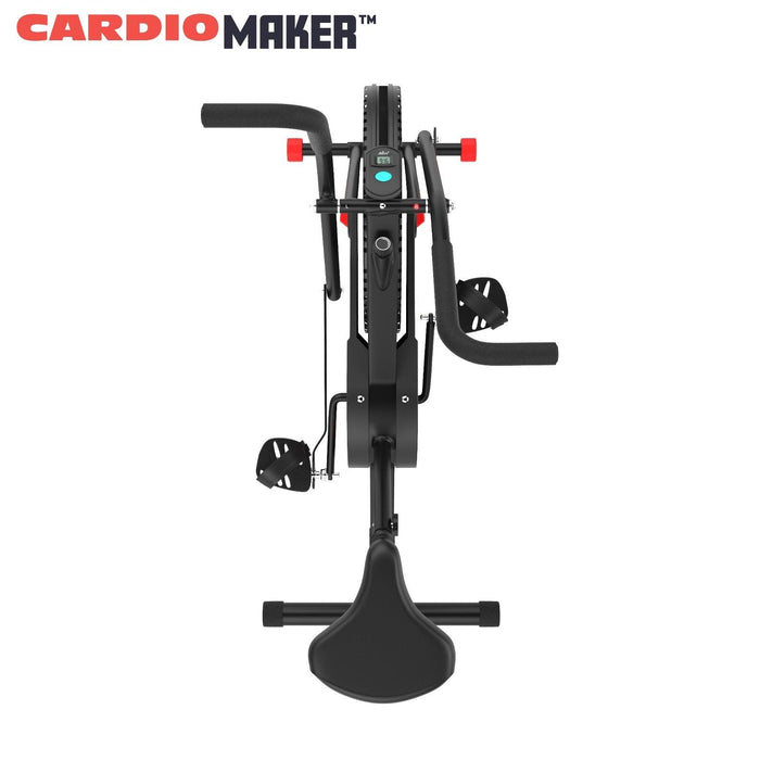 Air Assault Fitness Cardio Exercise Bike CardioMaker Fitness Machine