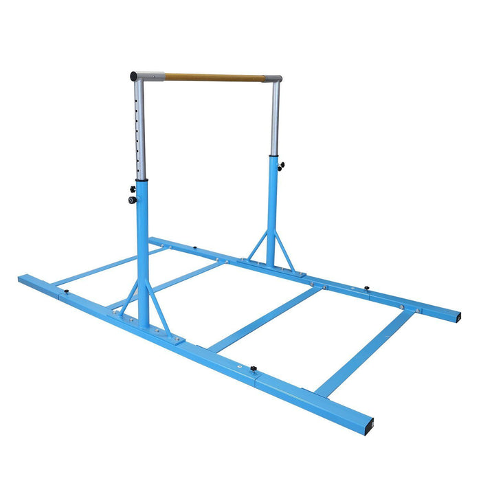 s l1600bb gymntrax 3 5 ft heavy duty adjustable gymnastics bars kids home gymnastic bar