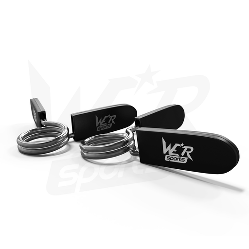 1 inch spring clamp collars from WeRSports