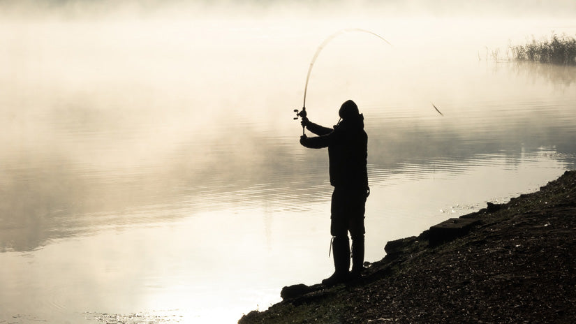 OverBoard Blog - The ultimate beginners guide to winter fishing