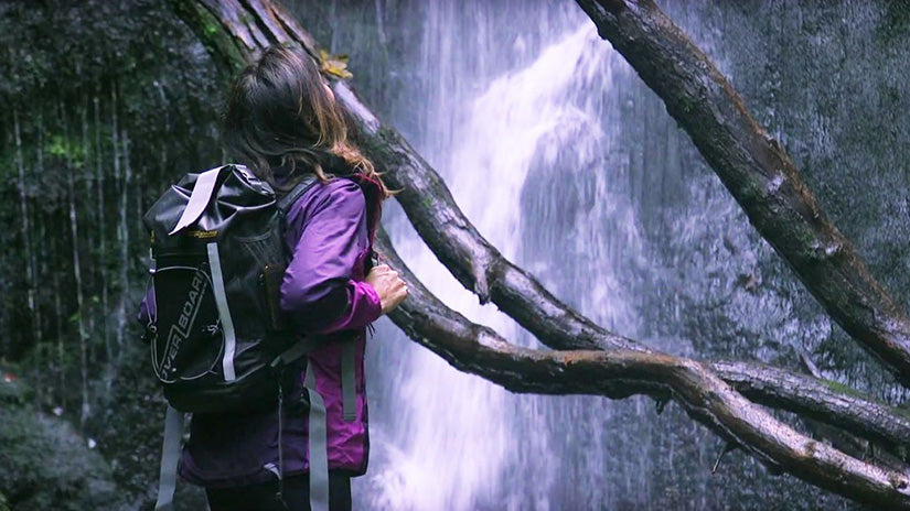 OverBoard Blog - 23 Tips for Backpacking in the Rain - Gear