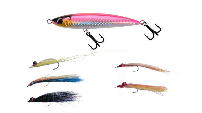 OverBoard Blog - The ultimate beginners guide to winter fishing - Select The Right Bait