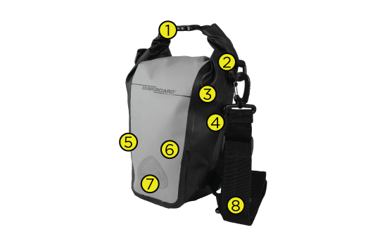 Waterproof Camera Bag – Waterproof SLR Bag | OverBoard