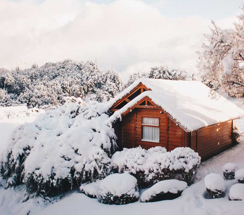 OverBoard Blog - 12 Ski Holiday Tips (Budgeting & Planning Made Easy) Stay in a Chalet