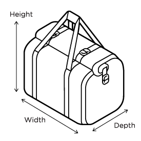 TrekDry Waterproof Duffel Bag Size Guide