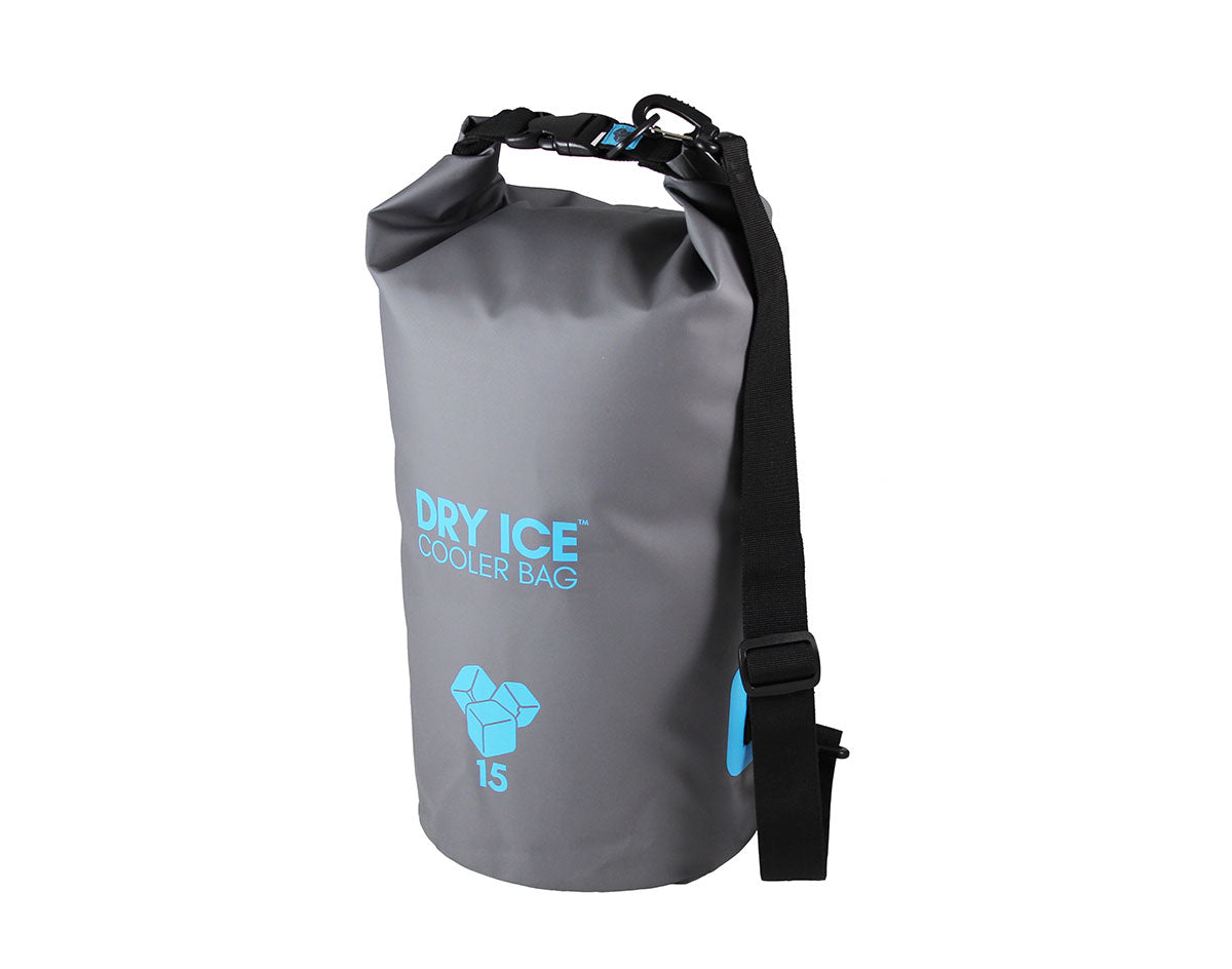 Dry Ice Cooler Bag - 15 Litres | AOD001GRY