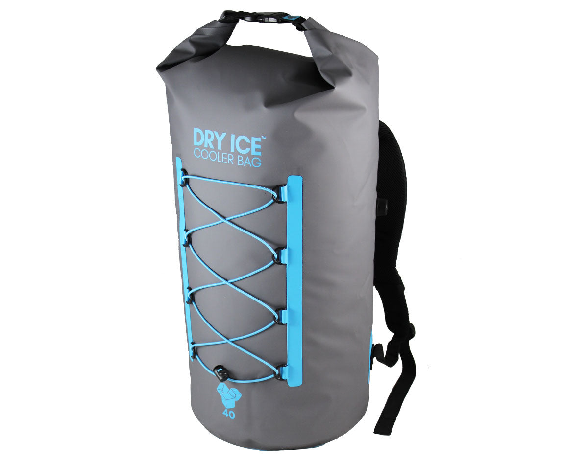 Dry Ice Cooler Backpack - 40 Litres | AOD004GRY