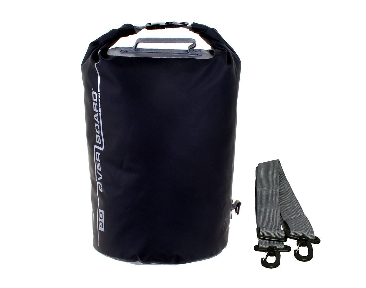 OverBoard Waterproof Dry Tube Bag - 30 Litres | AOB1006BLK